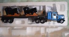 TJ-021 Peterbilt 359 Transporter 1:58 Scale Matchbox Collectibles in Box KS192SA