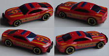 Hot Wheels -'10/2010 Chevy Camaro SS rojo