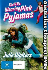She'll Be Wearing Pink Pyjamas DVD NEW, FREE POSTAGE WITHIN AUSTRALIA REGION 4