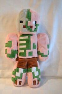 Minecraft Official Mojang JINX Zombie Pigman Stuffed Plush soft toy 12 inch