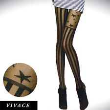 K23 Japan Vivi Fashion US Flag Star Stripe Pattern Pantyhose Stocking