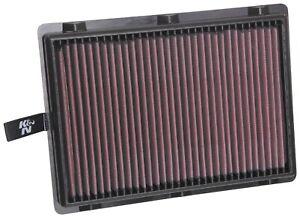 K&N Filters 33-5075 Air Filter