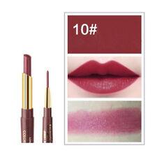 Multifunctional Waterproof Lipstick Pen Matte Lip Liner Long Lasting Cosmestic