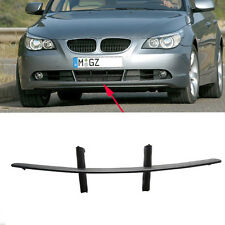 For BMW E60 E61 2003-2007 Front Lower Bumper Center Grille Decorative Cover