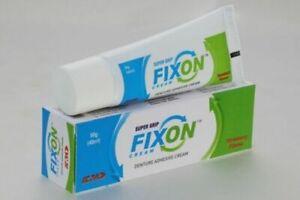 As Cushion Grip Thermoplastic Denture Adhesive Zinc Free fixon