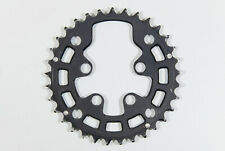 Surly MWOD 4-bolt 33T alloy chainring, 104/58BCD, 3oz