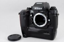TOP MINT Nikon F4E Late Model + MB-23 35mm SLR Film Camera Body from Japan #o42