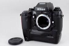 =MINT= Nikon F4E Late Model + MB-23 35mm SLR Film Camera Body from Japan #o42