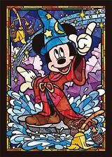 266 pieces Jigsaw puzzle Stained art Mickey Mouse(18.2 x 25.7 cm)