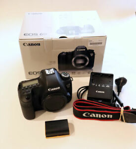 Canon EOS 6D - Body Only