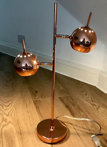 Made.com Austin Copper Table Lamp RRP £59