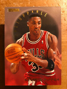 SCOTTIE PIPPEN 1995-96 SKYBOX EXL Unstoppable #3