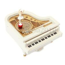 Classical Piano Music Box Ballet Dancer Dancing Ballerina Musical Toy For Alice