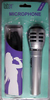 Micro microphone dynamique jack 3.5mm karaoke RADIO 2 mètres