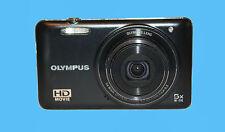 OLYMPUS D-745 14.0 MP DIGITAL CAMERA - BLACK - FAULTY- 01015