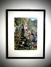 Ernst Fuchs Handsignierte Kunst