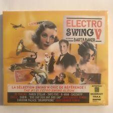 Electro swing V mixed by bart & baker cd 23 titres neuf sous blister