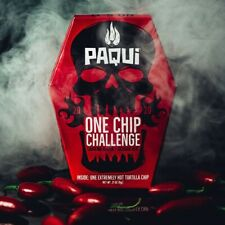 One Chip Challenge Tortilla Chip - paqui 2020