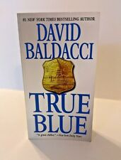David Baldacci's TRUE BLUE - FREE SHIPPING!!!!!
