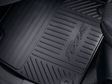 Ford Focus (01/11 - 10/14) Rubber Car Mats - Front set with Focus Logo (1719999)