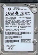 HTS725050A9A364 P/N: 0A73295 MLC: DA3247 Hitachi 500GB