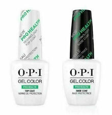 OPI Gelcolor Soak Off Gel Nail Polish Base&Top Coat 0.5oz / 15ML GC 010 030