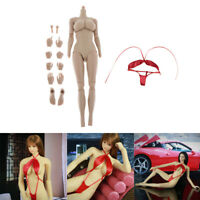 """TIANYIMEI 1//6 Scale One-piece Bikini Model Fit for 12/"""" Action Figure Body"""