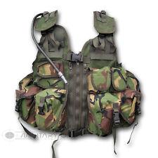 KOMBAT UK BRITISH ARMY TYPE ULTIMATE ASSAULT VEST DPM CAMO MILITARY