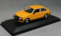 Minichamps Maxichamps Opel Kadett D in Orange 1979 940044101 1/43 NEW Astra Mk1