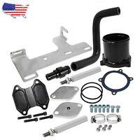 For 10-14 Dodge Ram 6.7L Cummins Diesel EGR Cooler & Throttle Valve Delete Kit