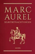 Selbstbetrachtungen   Cabra-Leder   Marc Aurel   Buch   Deutsch   2018