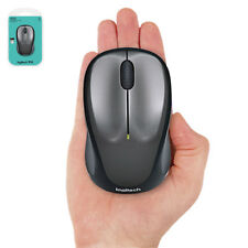 Logitech M235 Wireless Mouse Unifying 10m 1000 DPI Black For PC Laptop Mac Linux