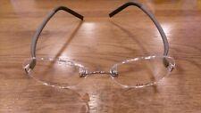 Minima Children's Titanium Rimless Glasses Model 434-46 with case