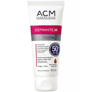 Tinted Protective Cream ACM DEPIWHITE M TINTED CREAM SPF50+