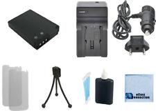 EN-EL12 Battery + Charger for Nikon S610 S620 S630 S640 Camera + Kit