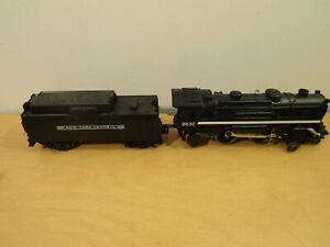 Lionel engine 8632 and coal tender O gauge used works