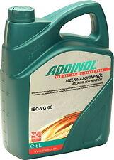 5 (1x5) Liter ADDINOL Melkmaschinenöl Iso-vg 68