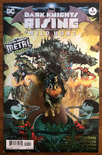M1766: Dark Knights Rising: The Wild Hunt #1, Vol 1, MINT Condition