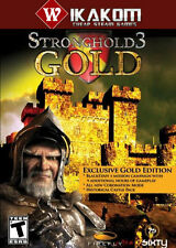 Stronghold 3 Gold Steam Digital NO DISC/BOX **Fast Delivery!**