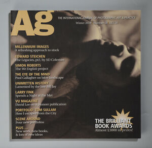 Ag Magazine. Volumes 58,59 and 60. Published 2010/11. 3x items.