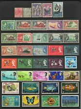 SOLOMON ISLANDS COLLECTION, 2 Pages of Good/Fine Used Stamps (63 TOTAL)