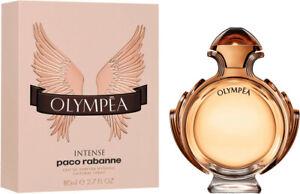 Paco Rabanne Olympea Intense Eau de Parfum EdP 80ml NEU & OVP