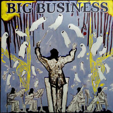 Big Business Head For The Shallow Vinyl LP Record & MP3 melvins/karp members NEW