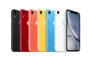 Apple iPhone XR 64GB 128GB T-Mobile | AT&T | Verizon | Sprint | Factory Unlocked