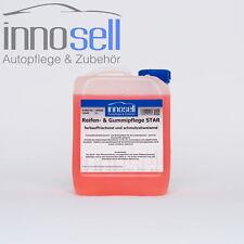 Innosell Reifen- und Gummipflege Star Kunststoffpflege Tiefenpfleger - 5 L