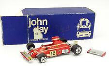 John Day Kit Monté Métal 1/43 - F1 Ferrari 312 B3 Lauda Hollande GP 1974
