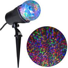 Disney Magic Holiday LED Projector Spotlight Swirling Light Christmas By Gemmy