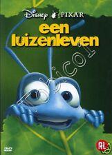 EEN LUIZENLEVEN - DISNEY PIXAR - DVD NIEUW