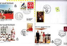 Vatican  Jean Paul II  FDC&/or max card  div lot II   290