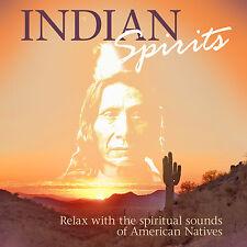 CD Indian spirits de various artists 2cds
